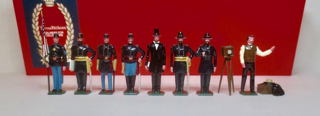 Tradition President Lincoln and his Generals