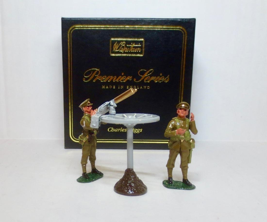 Britains Premier Series Set #8911 Vickers Maxim