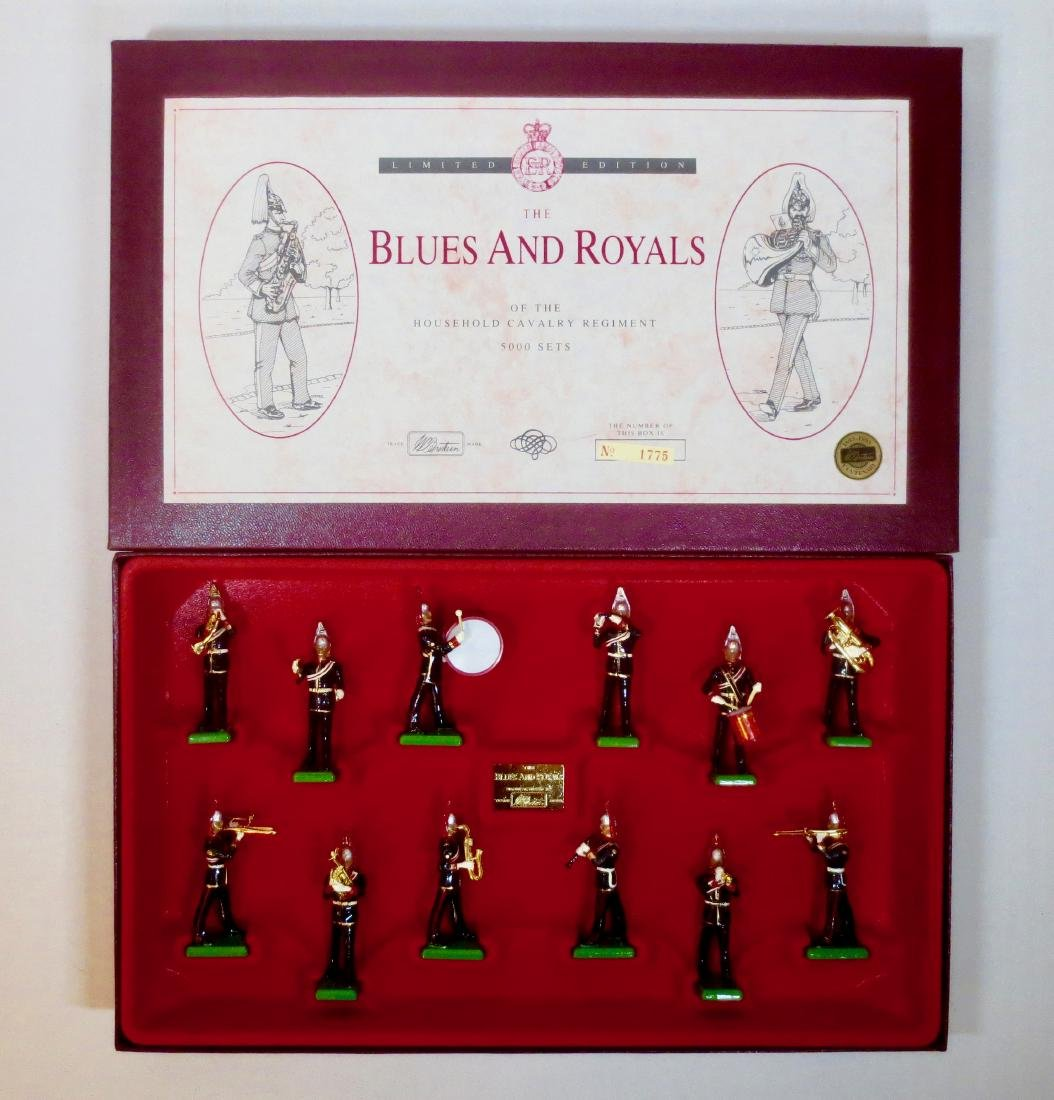 Britains Set #5293 The Blues and Royals