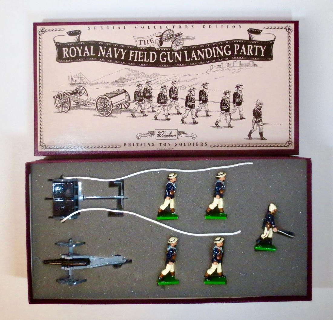 Britains Set #8898 Royal Navy Landing Party