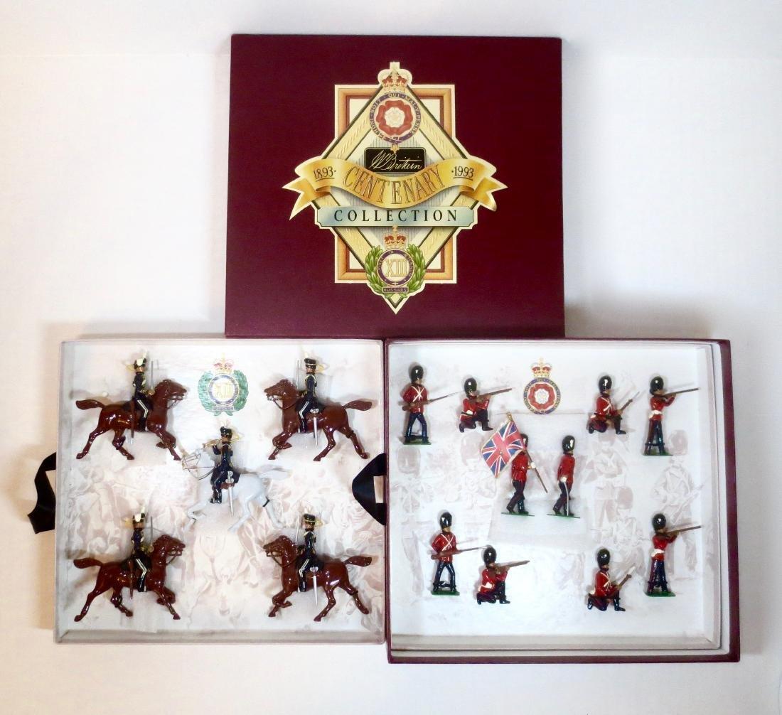 Britains Set #8813 Royal Fusiliers