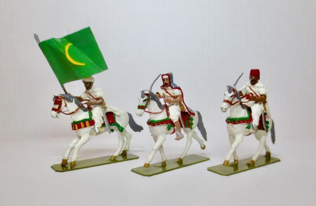 Alymer Mounted Jehadyia 1910 Morocco