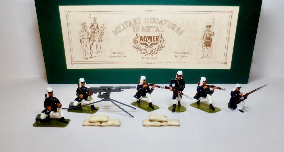 Alymer Set #AB-50 French Foreign Legion