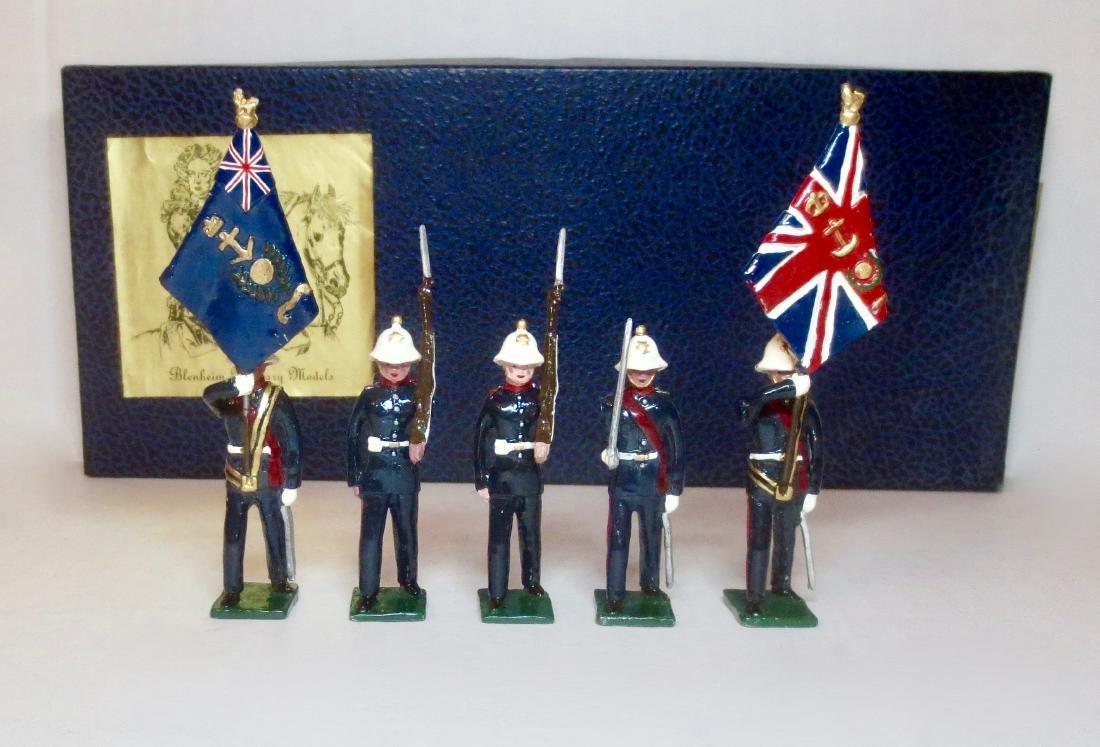 Blenheim Set #B18 Royal Marine Color Party