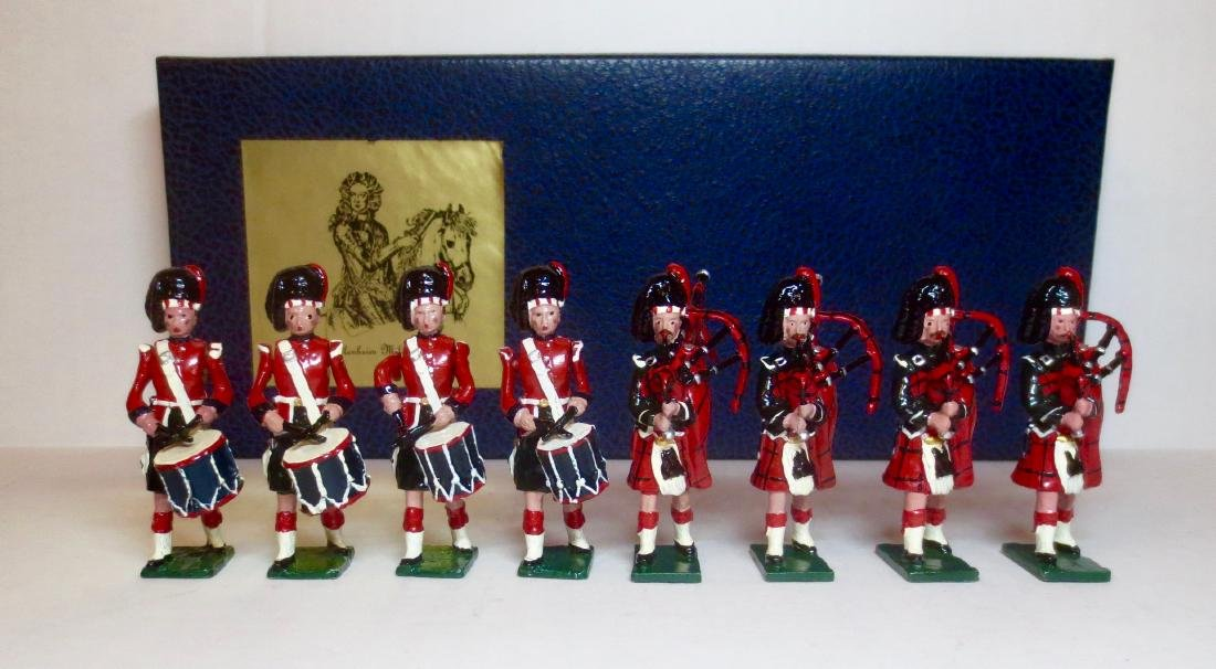 Blenheim Set #B38 Black Watch Pipes & Drums