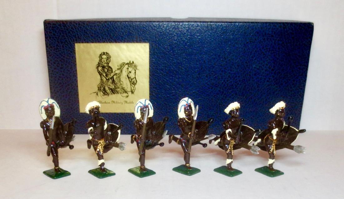 Blenheim Set #B15 Zulus