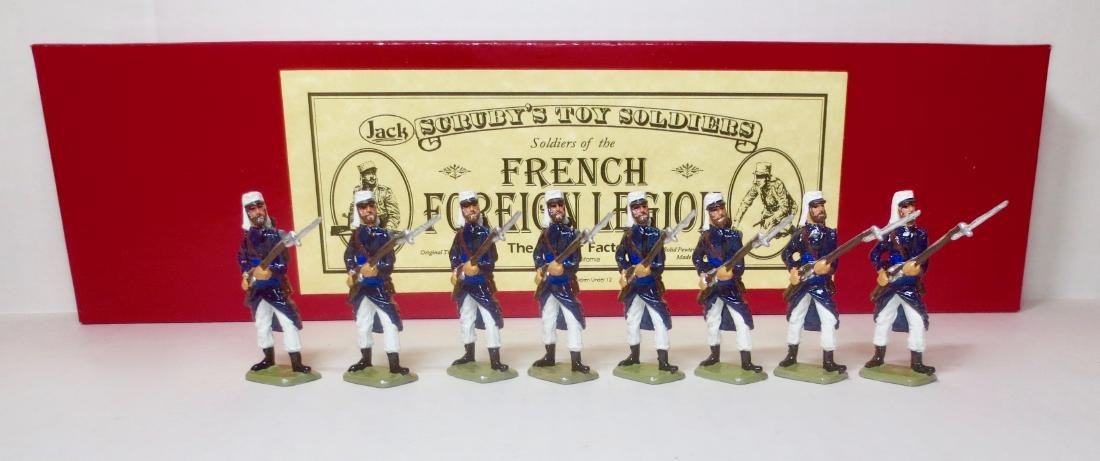 Scruby's French Foreign Legion