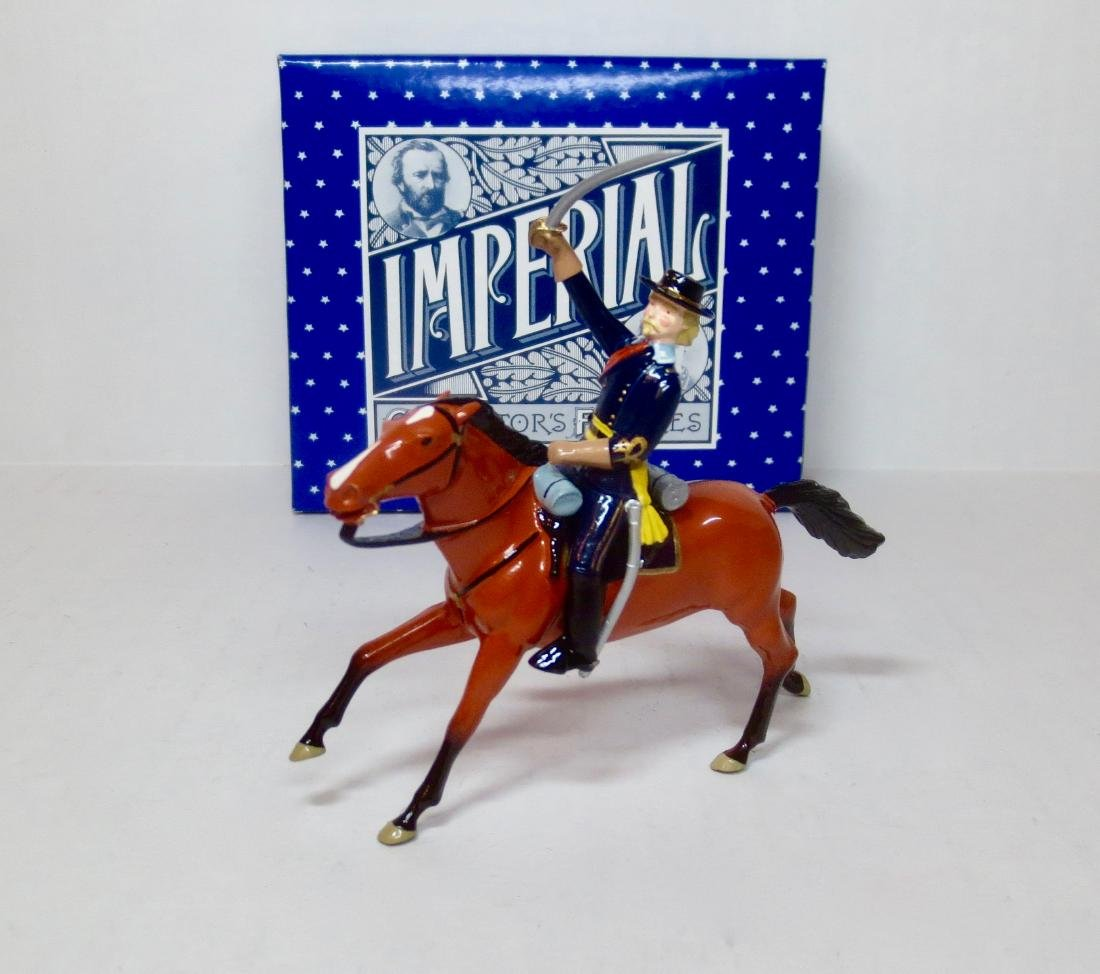 Imperial #22 Major General George A. Custer