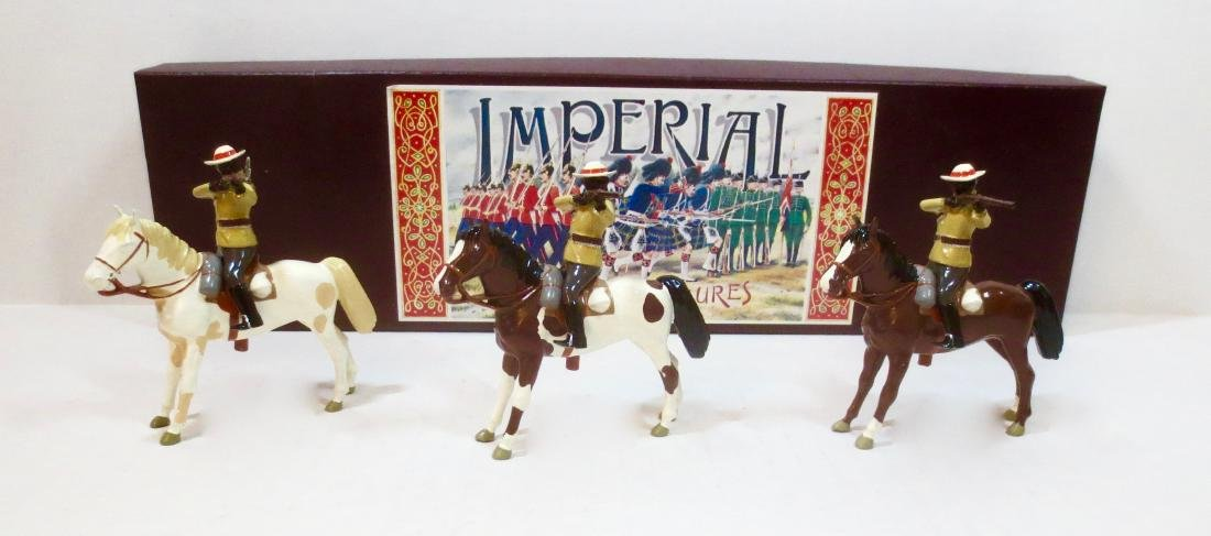 Imperial Set #34 Natal Native Horse, 1879
