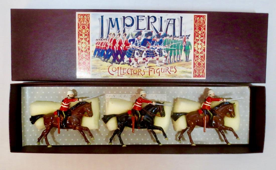 Imperial Set #35 1st Dragoon Guards, 1879