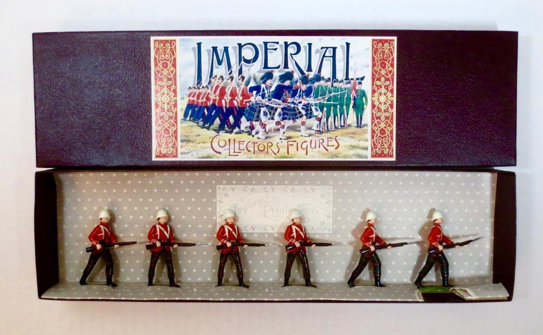 Imperial Set #32 91st Highlanders, 1879