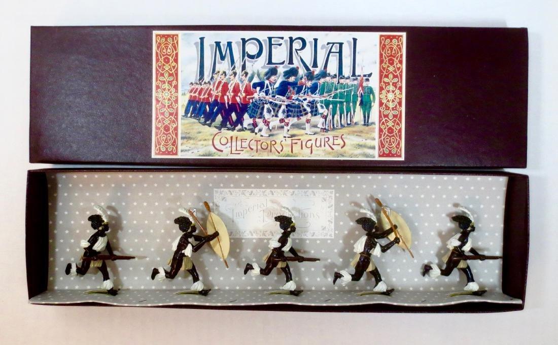 Imperial Set #37 iNdluyenglue Zulu Regiment
