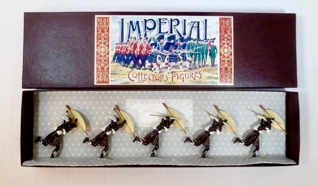 Imperial Set #29 iNdlondia Zulu Regiment