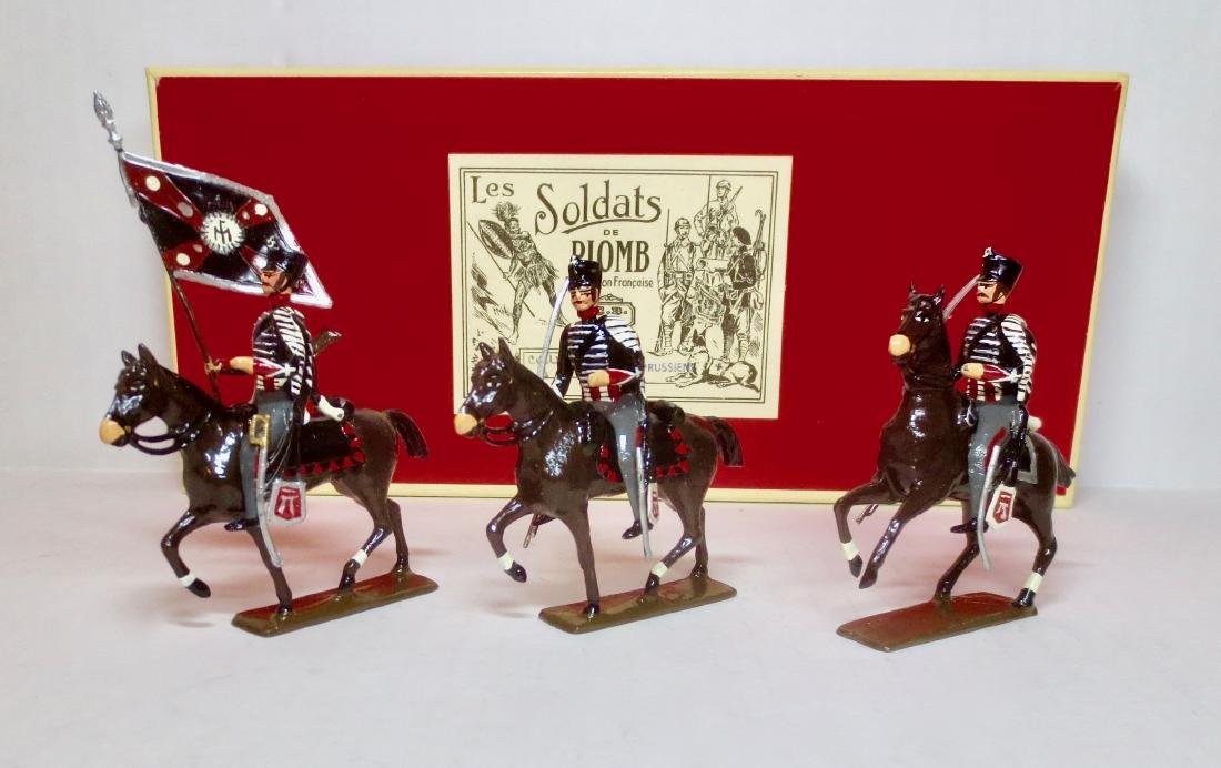 Mignot Hussards Prussians, 1813 Set