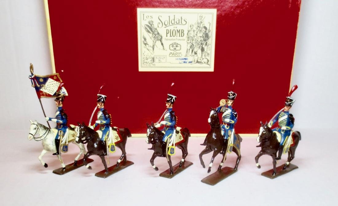 Mignot Hussards 4th Regiment Set