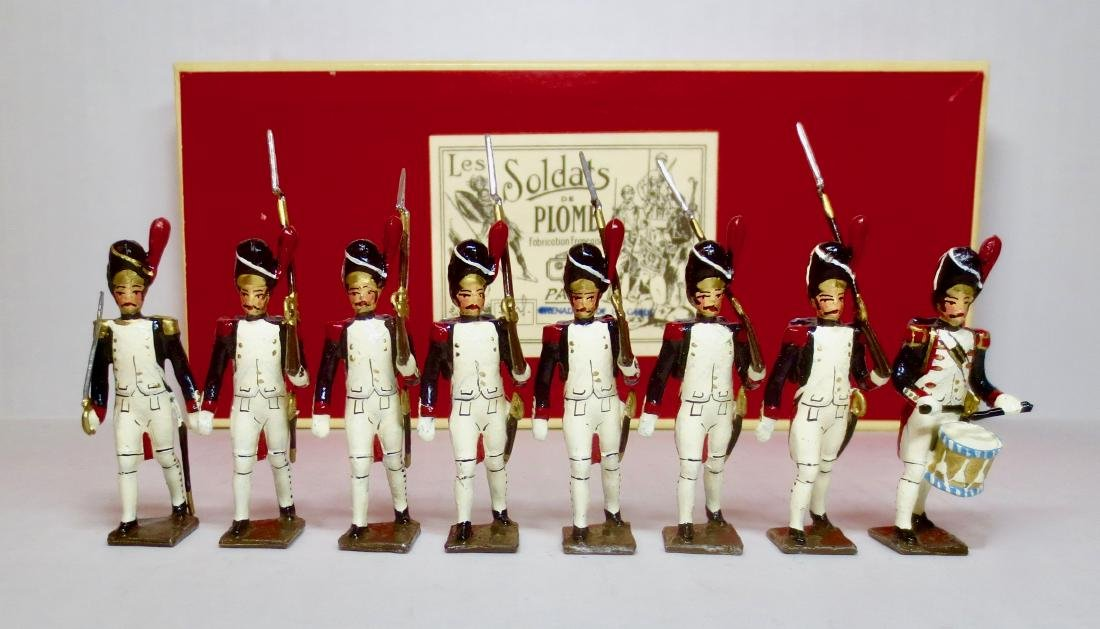 Mignot Grenadiers De La Guarde, 1812