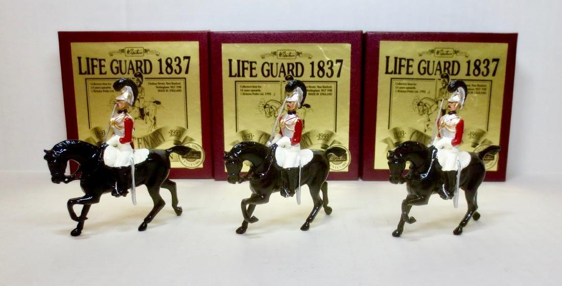 Britains #8824 Lifeguard Circa 1837