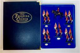 Britains Trooping the Colour Collectors Set