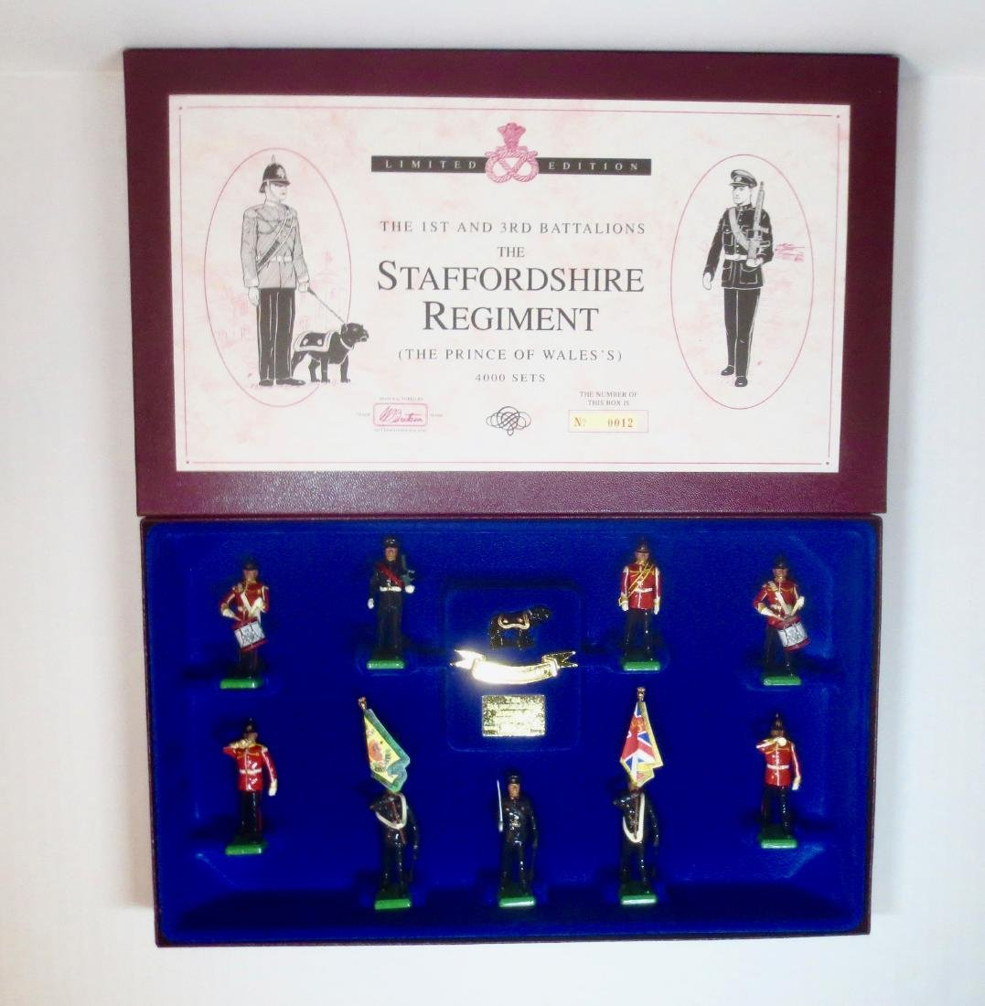 Britains Set #5194 The Staffordshire Regiment