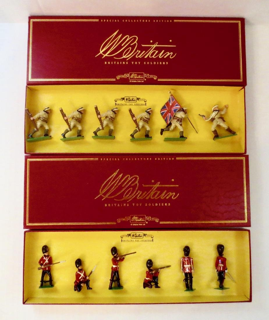 Britains Set #8960 and #8961