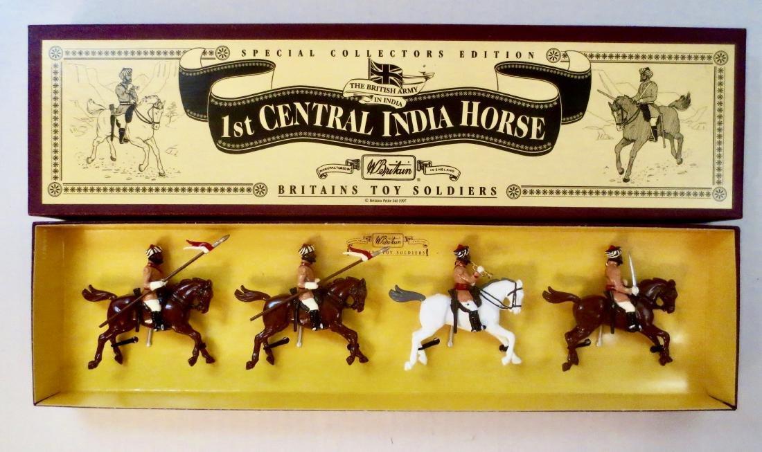 Britains Set #8846 1st Central Horse