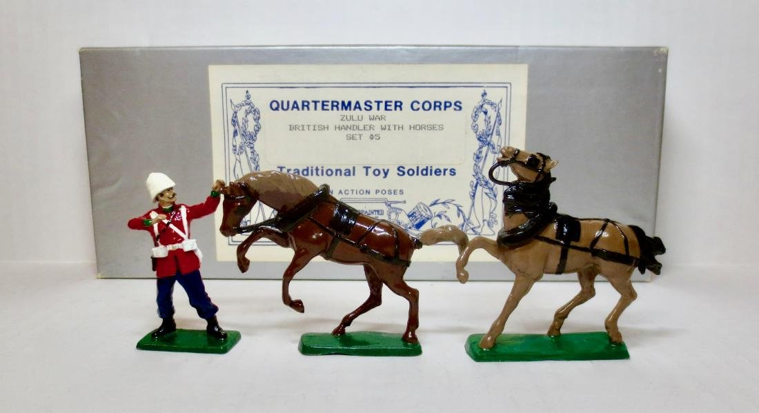 Quartermaster Corps Set #5 Zulu War