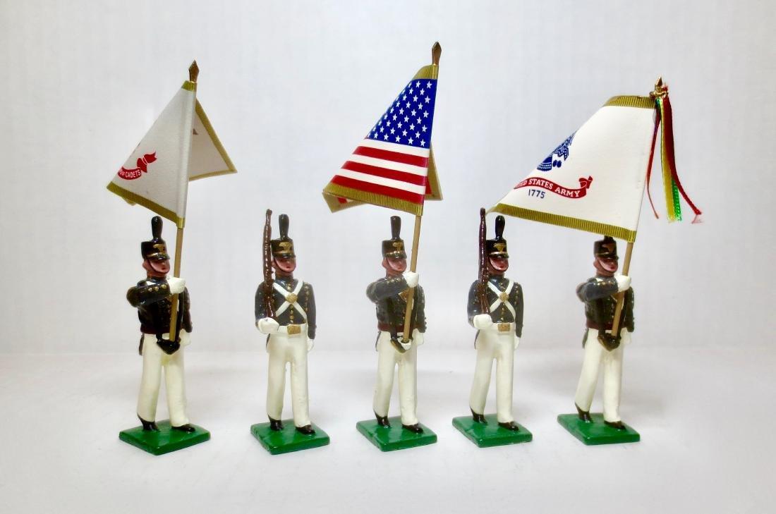 Martin Richie Set# C-1 & C-2 West Point Cadets