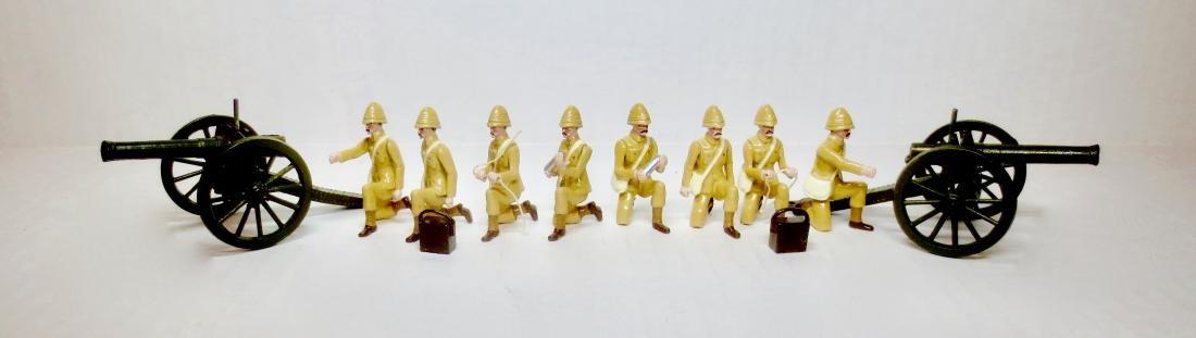 Rose Models Boer War RHA Gun Teams