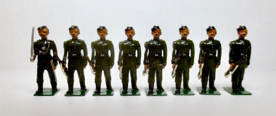 Nostalgia 2nd Prince of Wales Gurkha Rifles Set