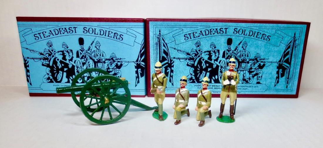 Steadfast Set #SF53 and SF56 RHA Gun & Crew