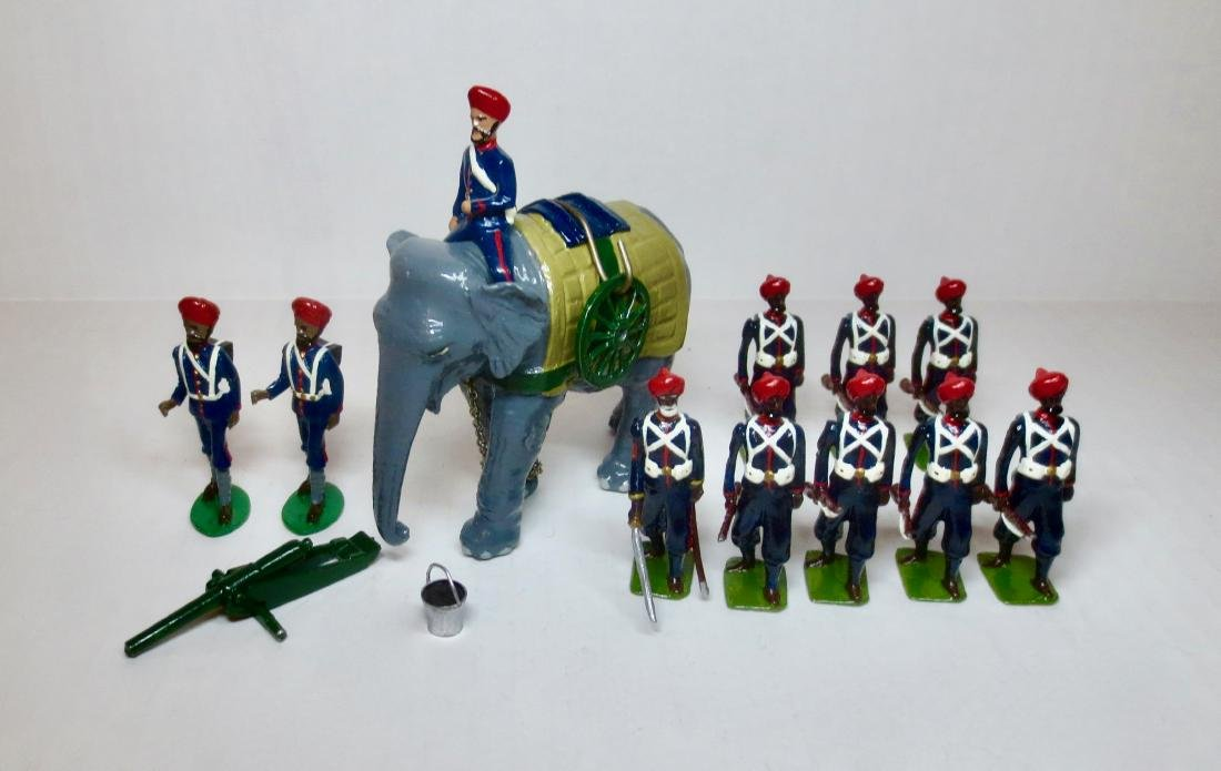 Trophy War Elephant Assortment