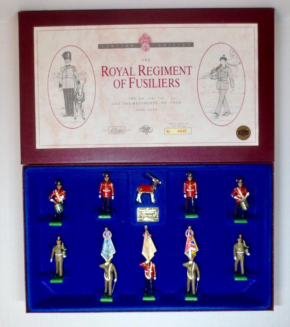 Britains Set #5193 The Royal Regiment