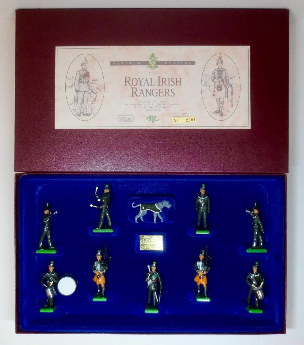 Britains Set #5192 The Royal Irish Rangers