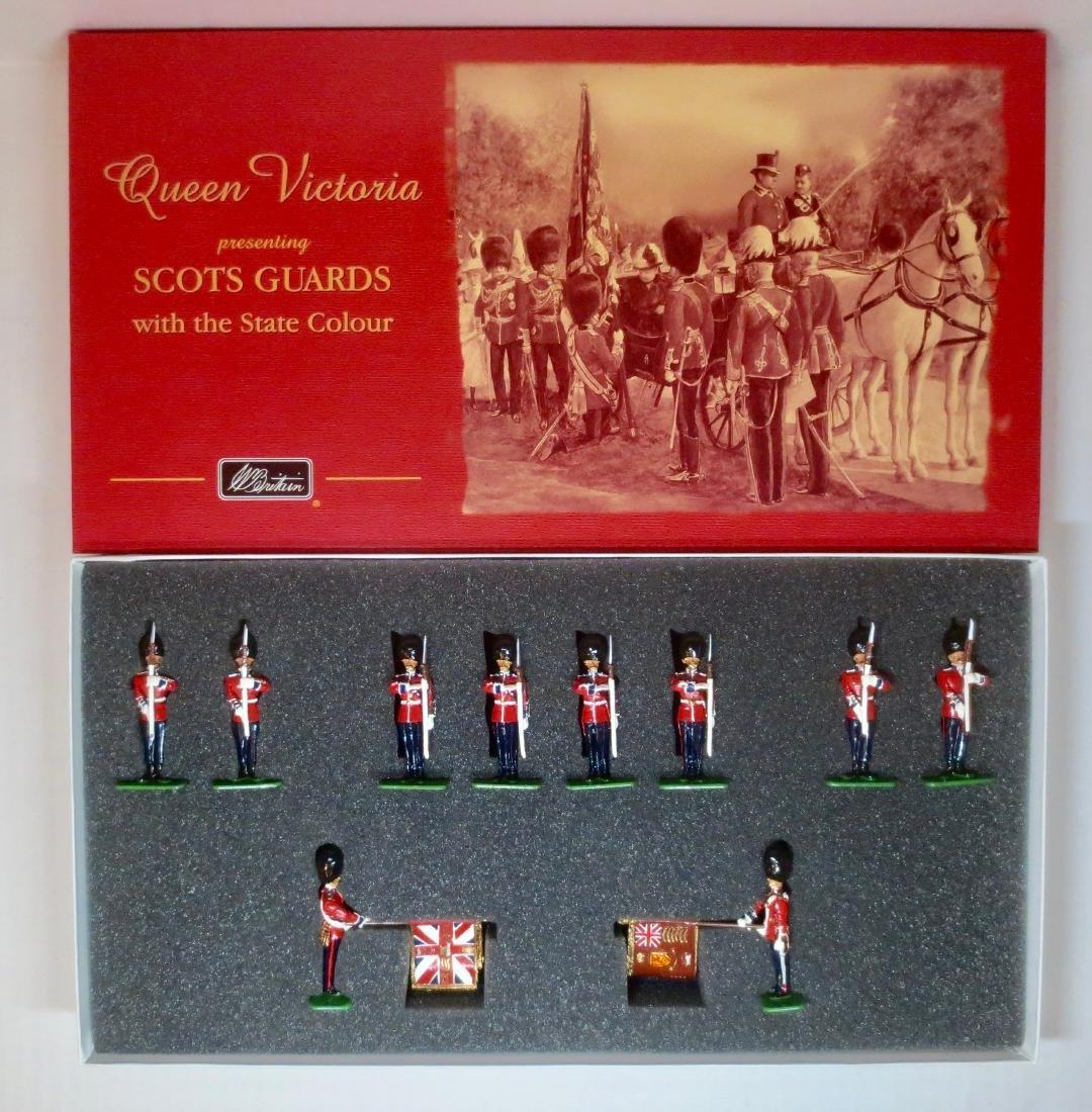 Britains Set #40206 1st Battalion Scots Guards