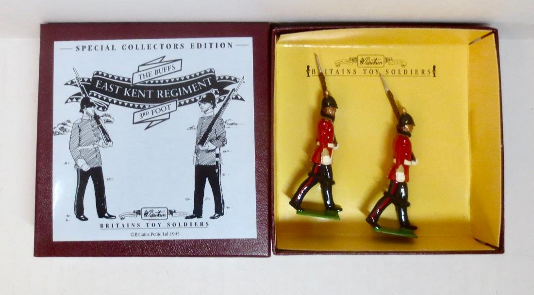 Britains Set #8865 East Kent Regiment