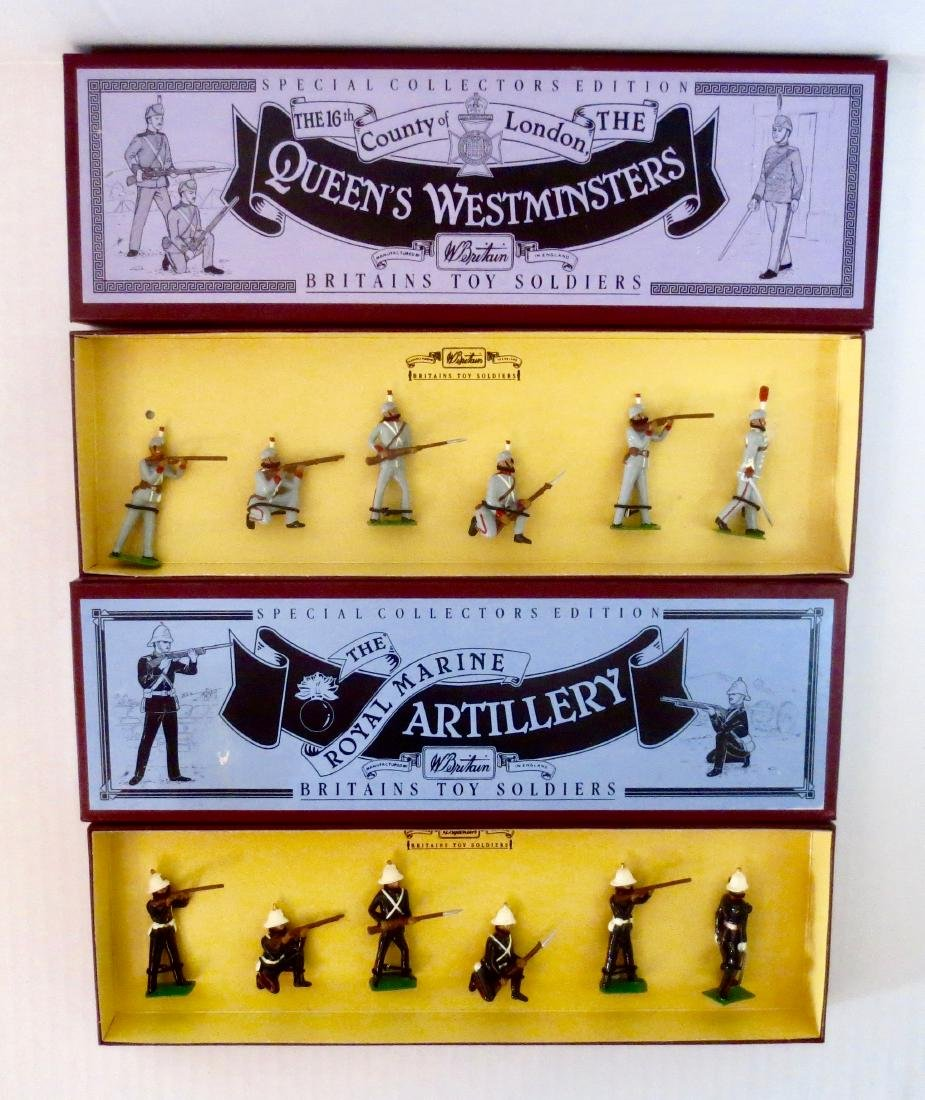 Britains Set #8826 and #8827