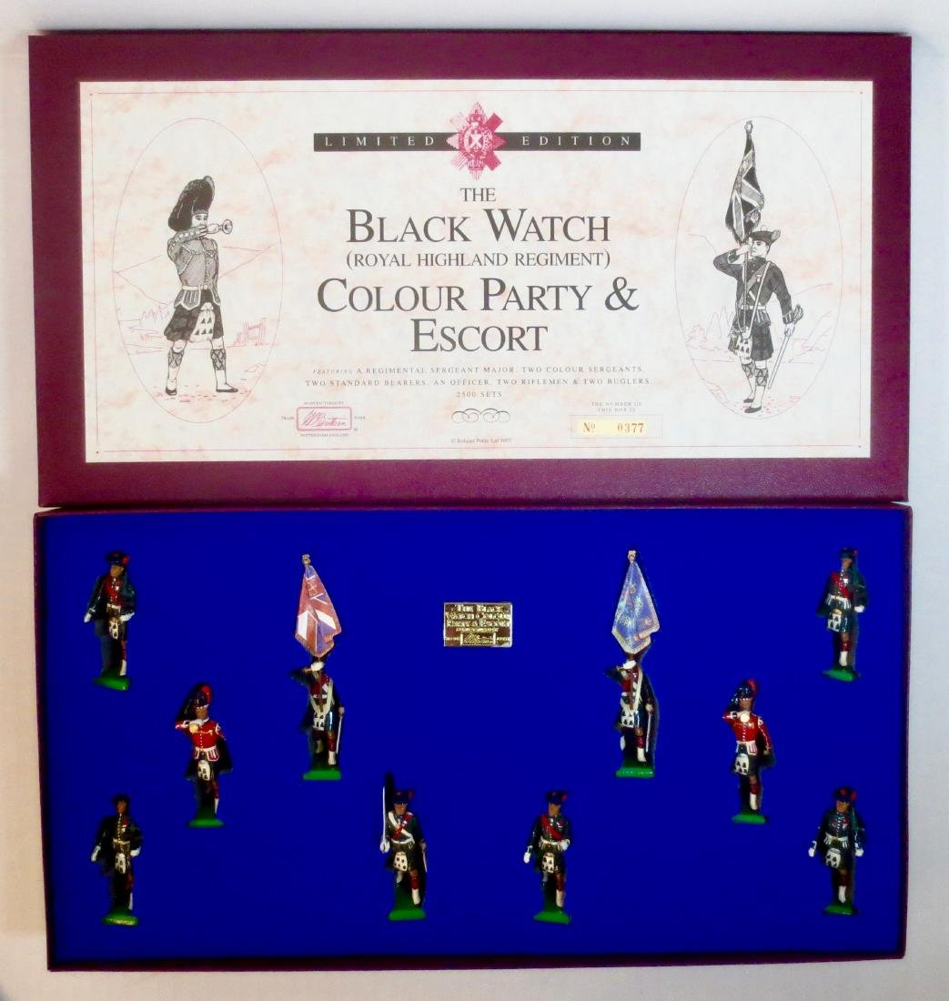 Britains Set #5297 The Black Watch