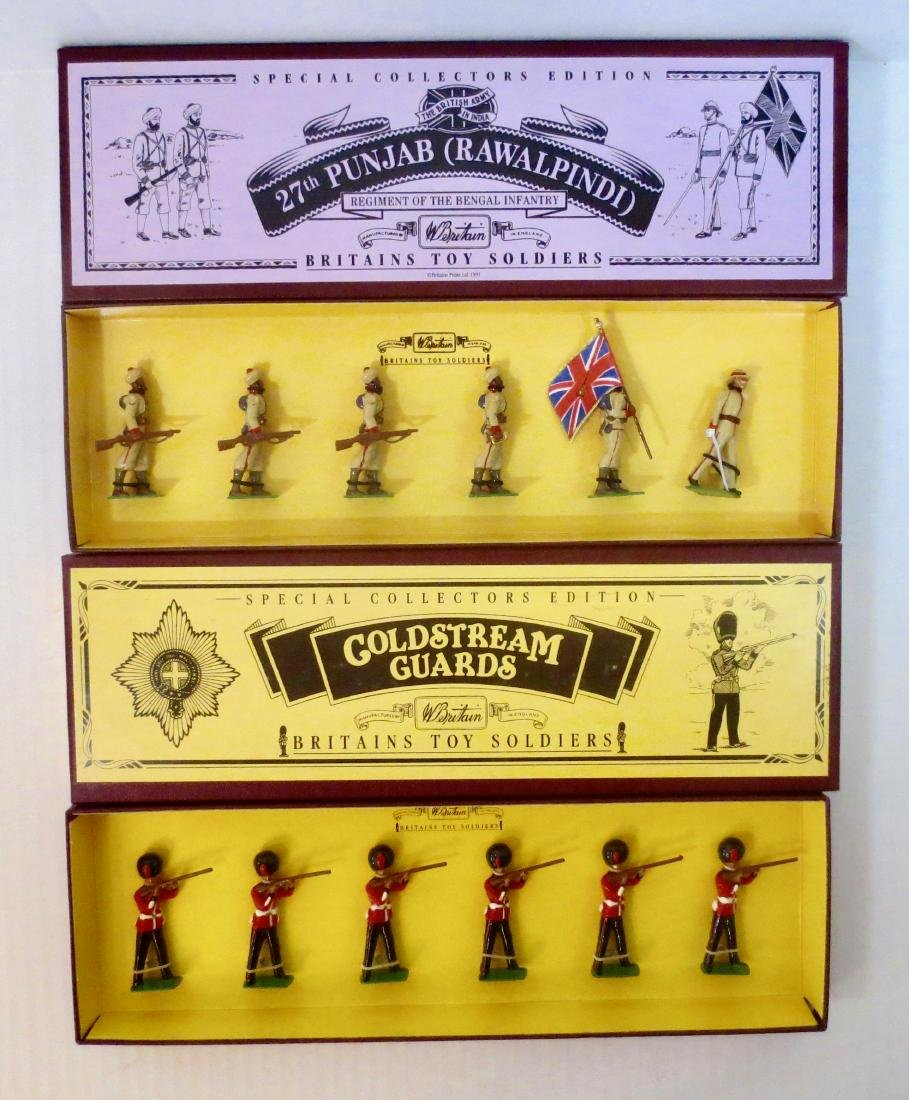 Britains Set #8800 and #8842