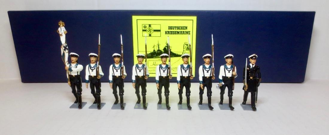 Hiriart Deutschen Kriegsmarine Set