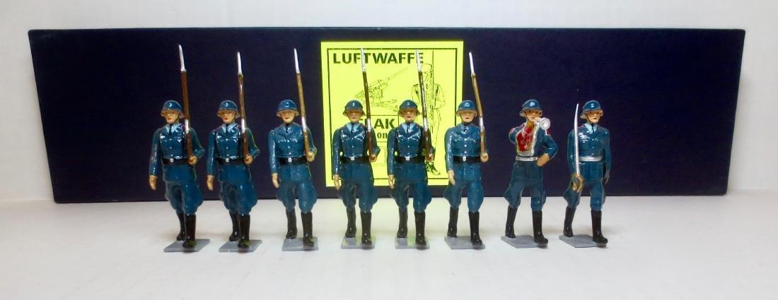 Hiriart Luftwaffe Flak Personnel Set
