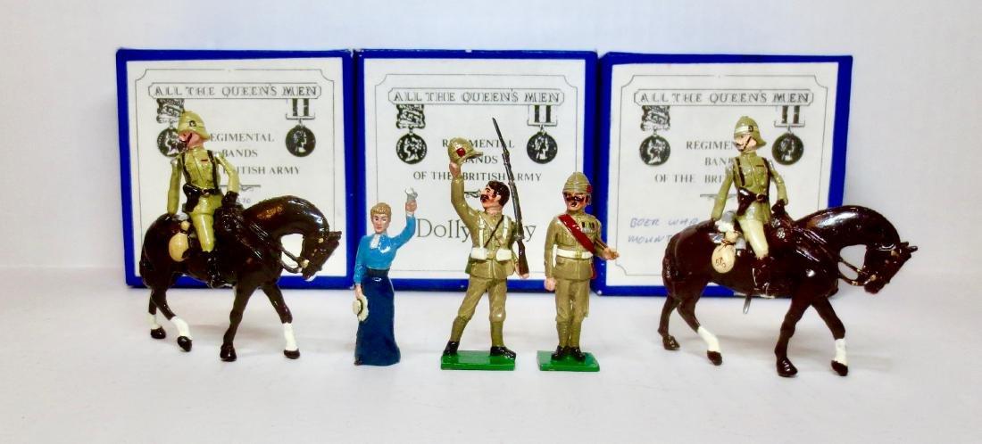 All The Queen's Men Regimental Bands