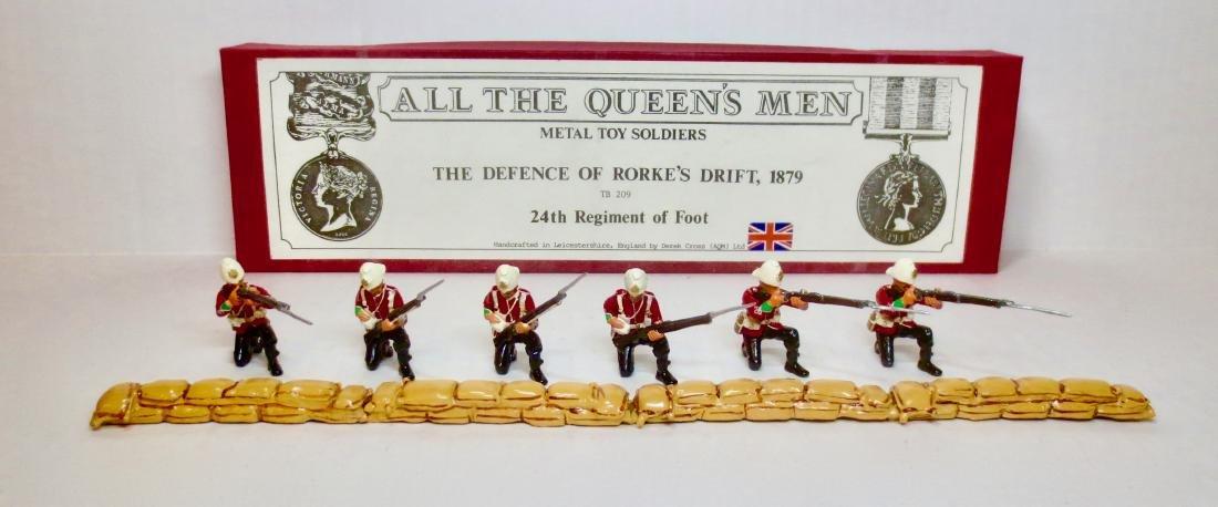 All The Queen's Men Set #TB09