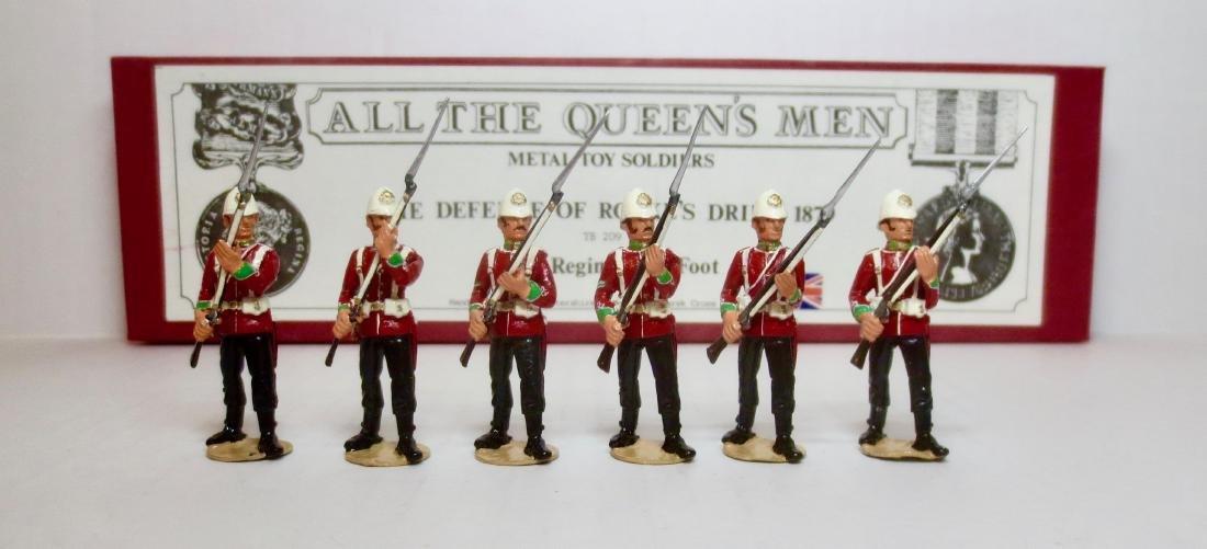 All The Queen's Men Set #209