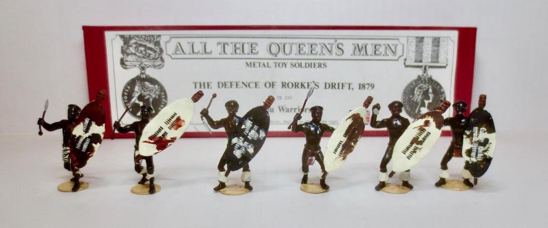 All The Queen's Men Set #TB210