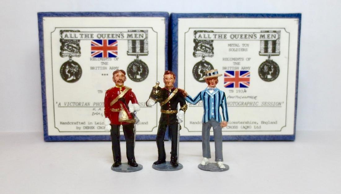 All The Queen's Men #TB193A & #TB193B/C