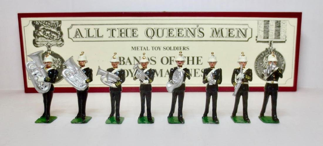 All The Queen's Men Bands Of The Royal Marines