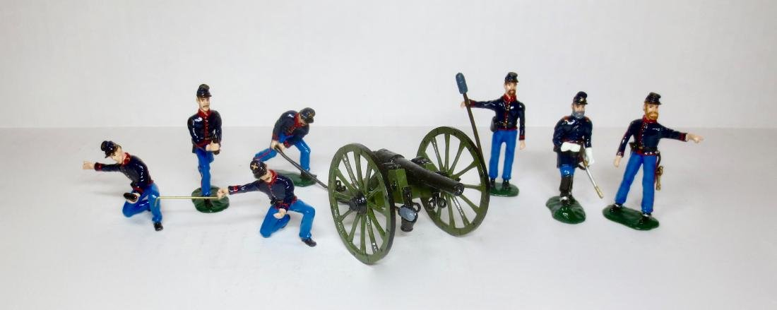 Bussler ACW Union Artillery Parrott Rifle 10 Pdr