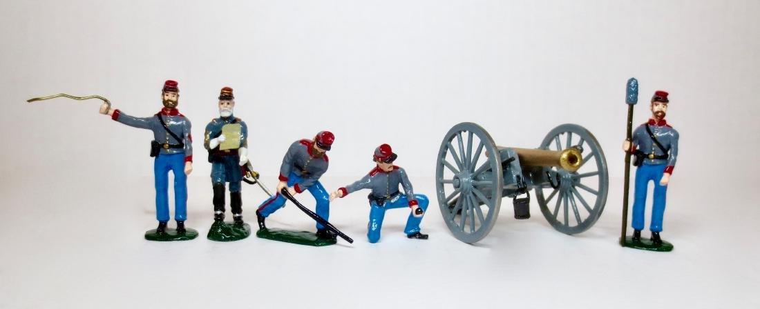 Bussler ACW Confederate Artillery