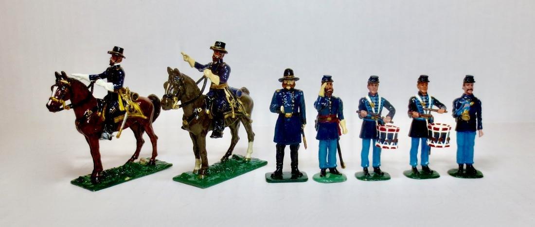 Bussler ACW Union Generals