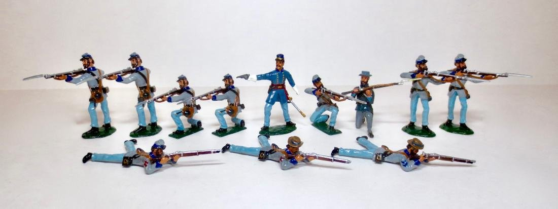 Bussler ACW Confederate Sharpshooters